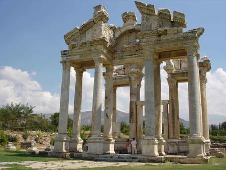 Le site archéologique d'Aphrodisias