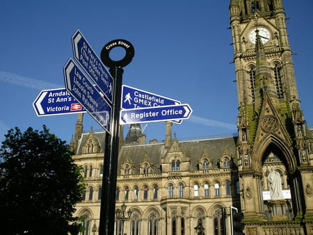 Liverpool Manchester, Le guide touristique Petit Fut