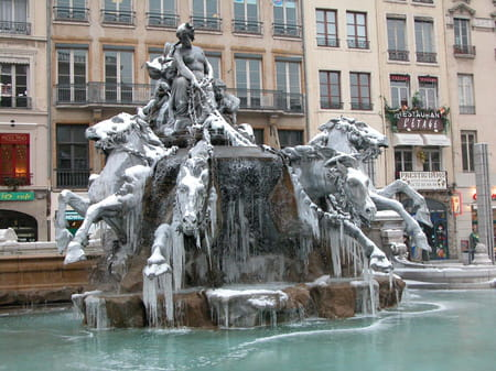 Place des Terreaux de Lyon