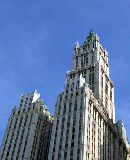 Le Woolworth Building