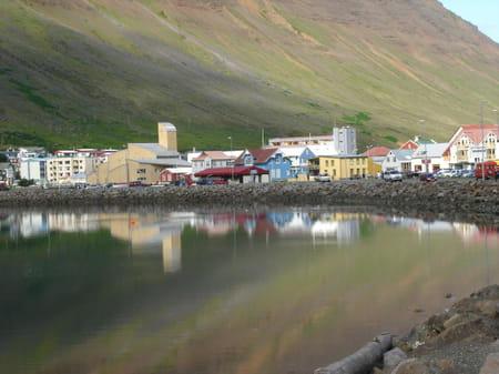 Les fjords de l'Ouest de l'Islande