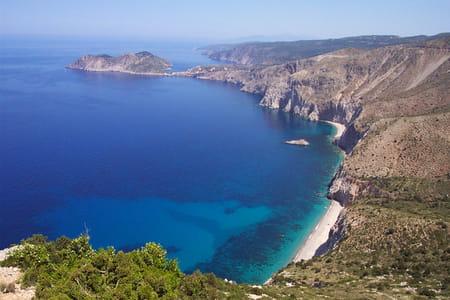 L'île de Céphalonie