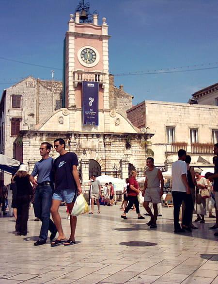 Place Narodni de Zadar
