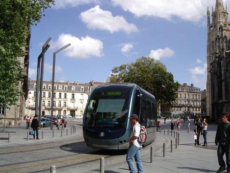 Quartier Pey-Berland de Bordeaux
