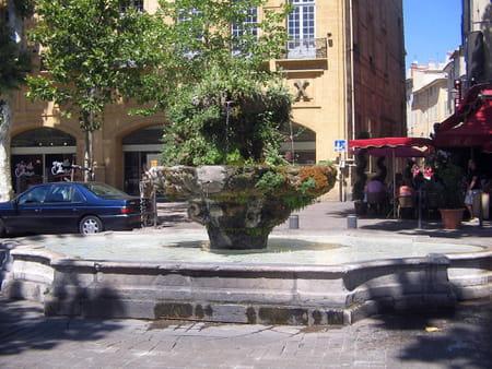 Fontaines d'Aix-en-Provence
