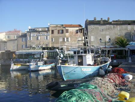 Quartier Terra Vecchia de Bastia