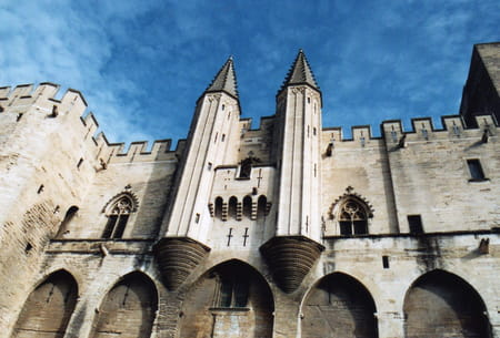 Palais des Papes d'Avignon