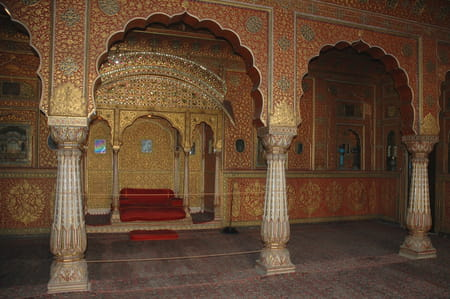 Fort de Junagarh à Bikaner