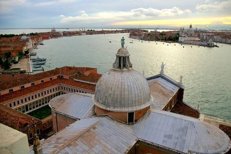 Le dorsoduro de Venise