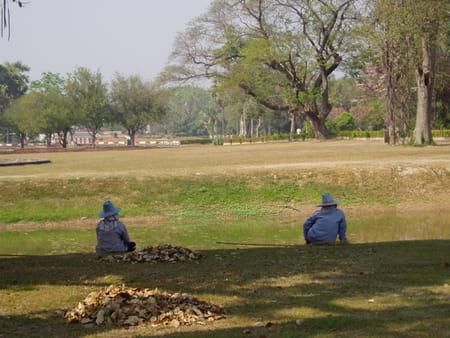 Parc historique de Si Satchanalai et de Chaliang