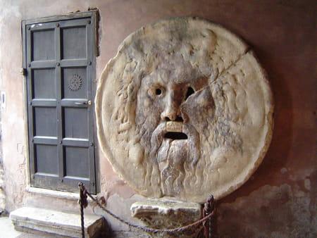 La Bocca della Verita de Rome