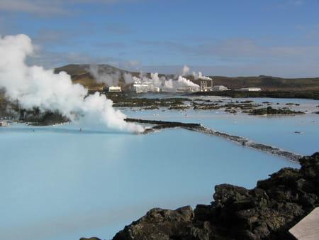 Lagon Bleu de Reykjavik