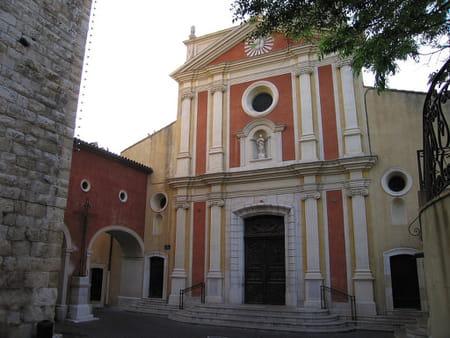 Cathédrale d'Antibes