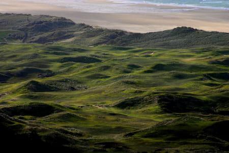 Dunes de la presqu'île du Cotentin