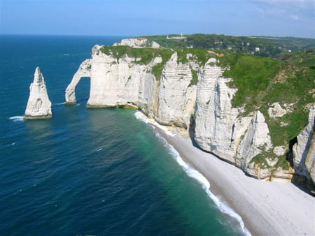 etretat - Photo