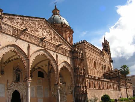 Palais des Normands et chapelle Palatine de Palerme