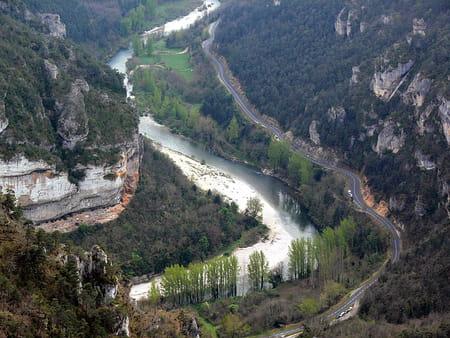 Les points de vue des Gorges du Tarn