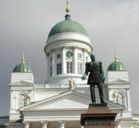 Place du Sénat d'Helsinki