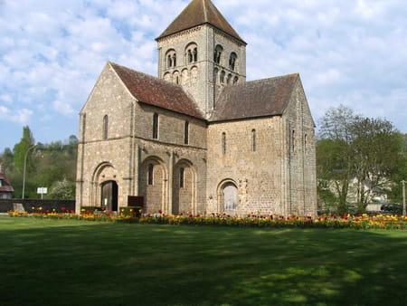L'église Notre-Dame-sur-l'Eau