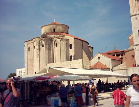 Église Saint-Donat de Zadar