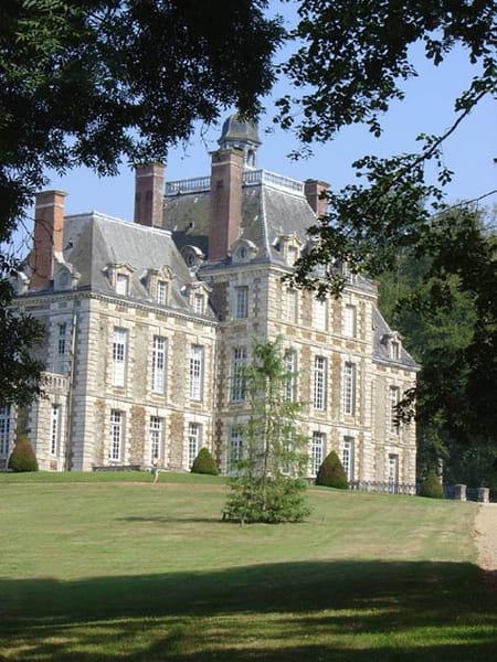 Le château de Balleroy