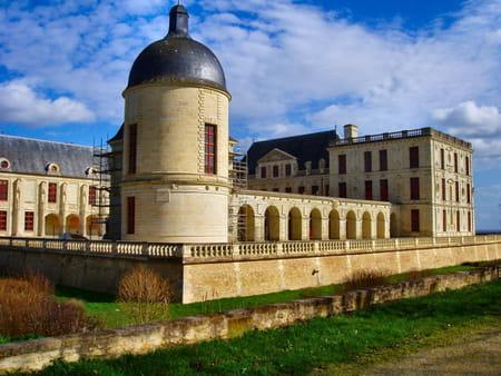 Le château d'Oiron