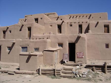 Le Pueblo de Taos