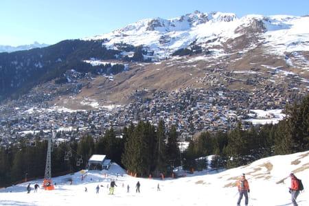 Verbier en Valais