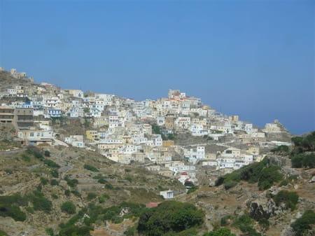 La cité d'Olympos