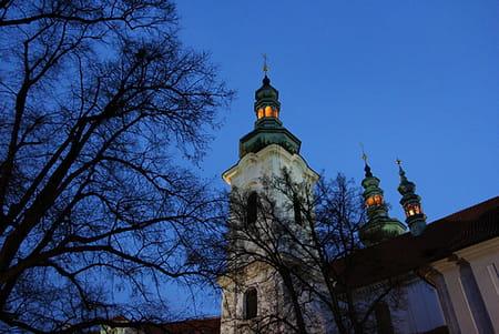 L'abbaye de Strahov