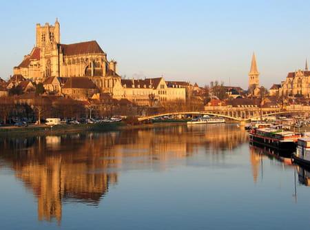Cathédrale Saint-Etienne d'Auxerre