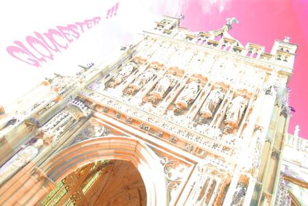 La cathédrale de Gloucester