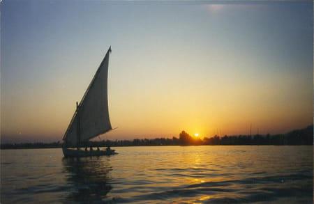 La croisière sur le Nil