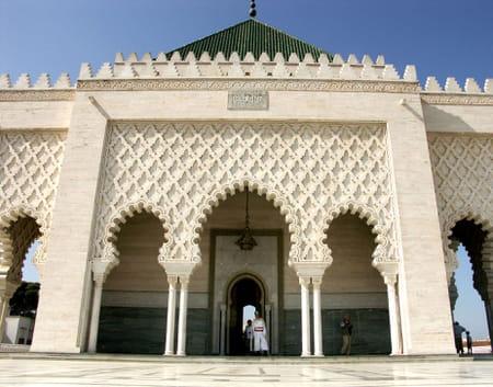 Mausolée Mohammed V de Rabat
