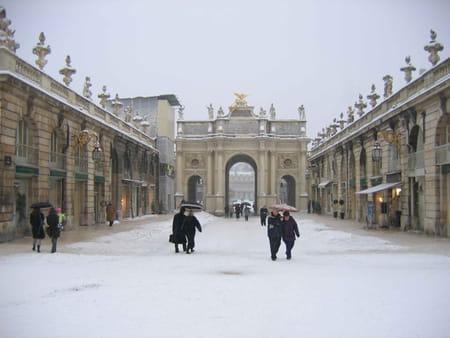 Arc de Triomphe de Nancy