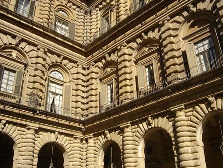 Palais Pitti de Florence