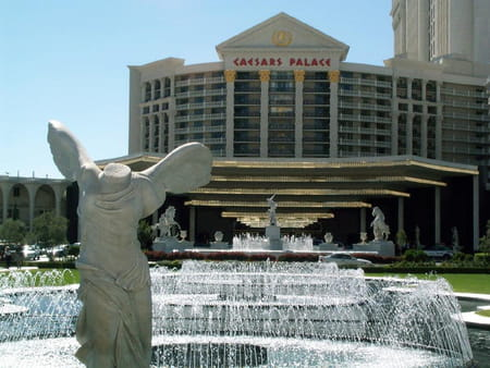 Le Caesars Palace de Las Vegas