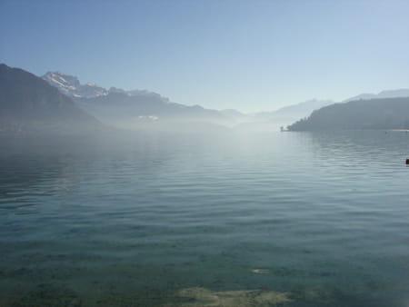 Thiou et les bords du Lac d'Annecy