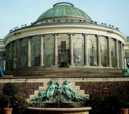 Le Botanique de Bruxelles