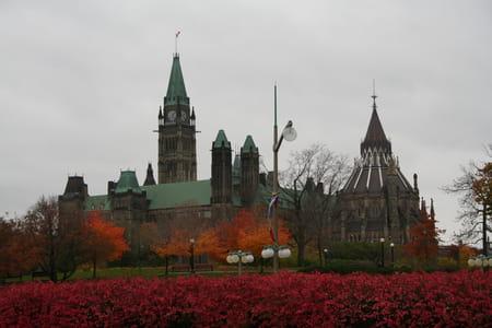 Parcours dans la Vieille-Ville d'Ottawa