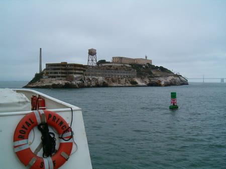 Fisherman's Wharf et Alcatraz