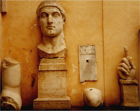 Musées du Capitole à Rome