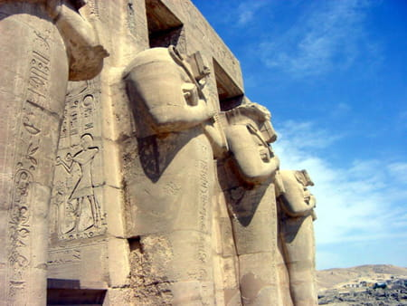 Ramesseum de Louxor