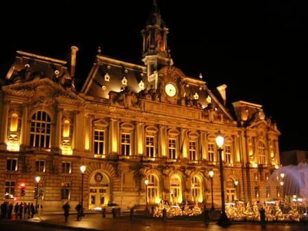 Palais Rohan et Hôtel de Ville de Bordeaux