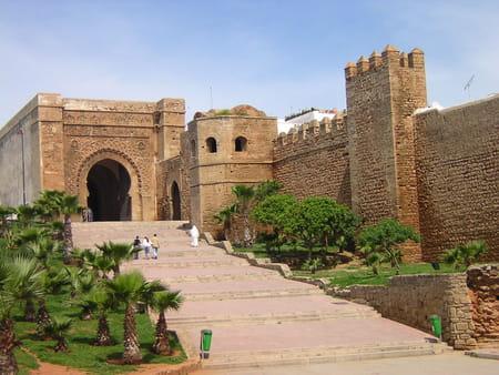 La porte des Oudayas