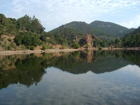 Canyon du Mal Infernet - Lac de l'Ecureuil