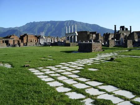 Sites de Pompéi, Herculanum et Torre Annunziata