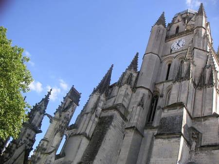 Église Saint-Eutrope de Saintes