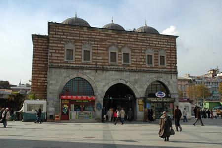Le bazar égyptien d'Istanbul