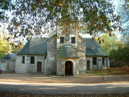 Chapelle Notre-Dame-de-Grâce d'Honfleur